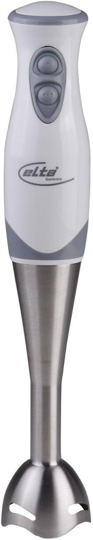 ELTA ESTM-200 Batidora de mano Acero inoxidable, De plástico, Blanco