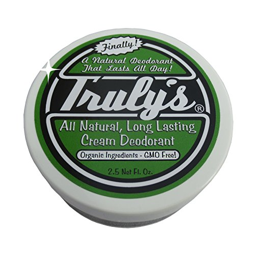 Trulys Natural Lasting Organic Deodorant product image