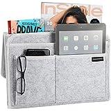 HomeCentralShop Bedside Pockets | Bed Caddy Hanging | Bedside Caddy, Bedside Caddy for Dorm Bed, Bed Caddy | Bedside Organizer, Bedside Organizer Caddy Hanging Storage | Bedside Storage Organizer