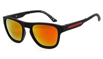 Deaman Gafas de sol unisex modernas, para exterior ...