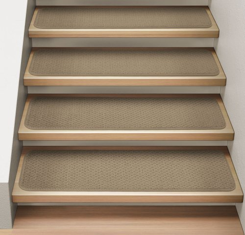 Attachable Indoor Carpet Stair Treads product image