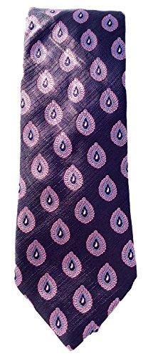 Ted Baker Neckties (Men's Ted Baker London Oval Design Silk Tie, Size Regular 3T964808- Purple)