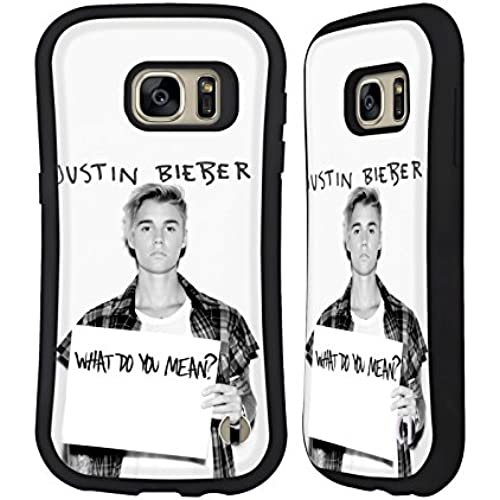 Official Justin Bieber What Do You Mean Photo Purpose Hybrid Case for Samsung Galaxy S7 Sales