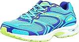 Avia Womens Avi-Endeavor Light Blue / Purple / Lime Ankle-High Running Shoe - 7.5W
