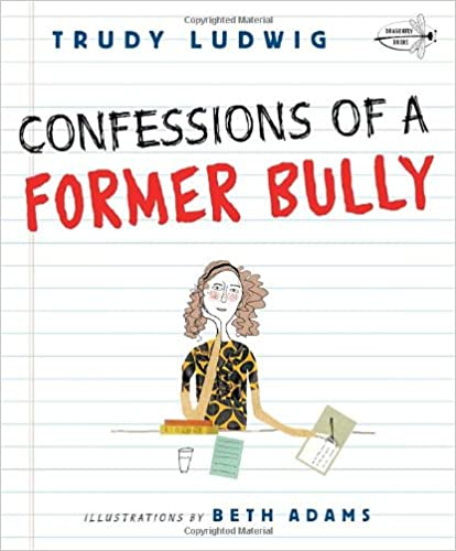 confessions of a bully book for classroom kids