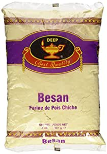 Amazon.com : Deep Besan Chickpea Flour, 2 Pound : Gram