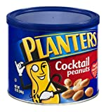 Planters Cocktail Peanuts 12 OZ (Pack of 24)