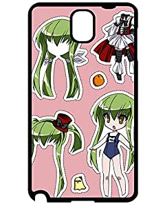 Martha M. Phelps's Shop 6773396ZC264193403NOTE3 New Style Premium Tpu Cover Case For Code Geass Samsung Galaxy Note 3