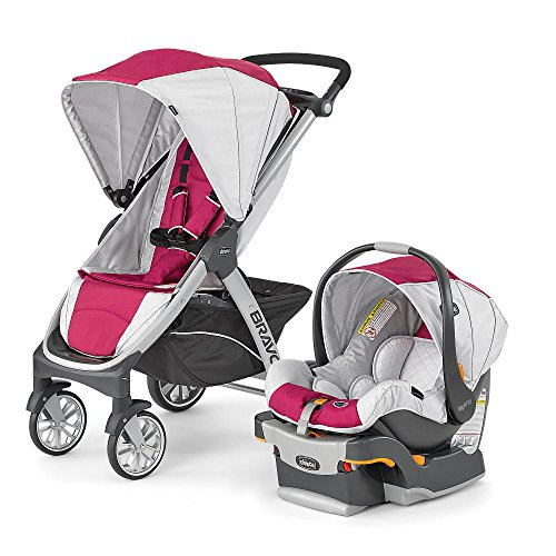 Chicco Bravo Trio Travel System Stroller - Orchid - Buy ...