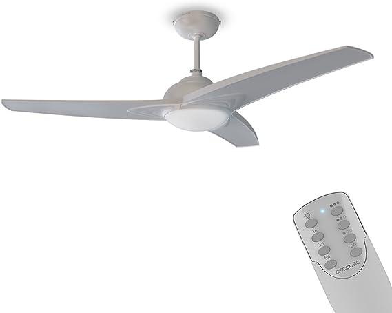 Cecotec Ventilador de Techo EnergySilence Aero 460. Mando a ...
