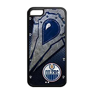 New Gift Edmonton Oilers Durable Case for Iphone 5C Snap On