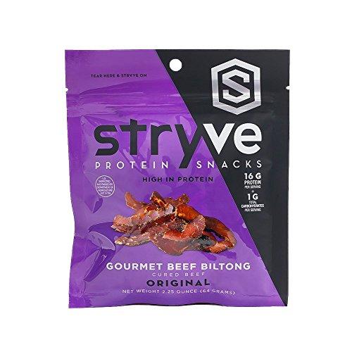 Beef Biltong Fat Sugar Protein product image
