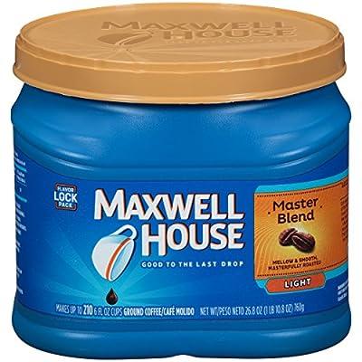 Maxwell House Master Blend Ground Coffee by KraftHeinz