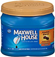 Maxwell House Master Blend Light Roast Ground Coffee