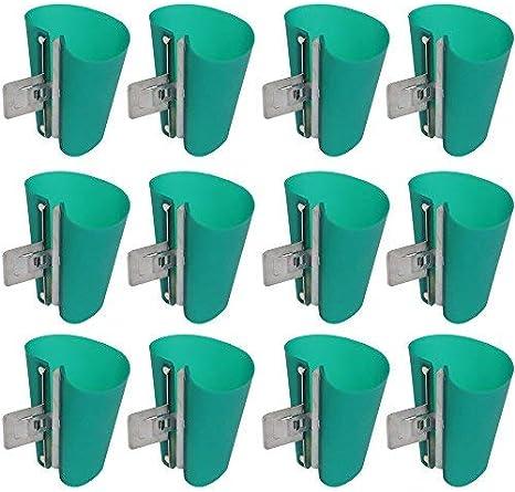 10pcs Rubber Clamps for 15oz Mugs,for sublimation mug transfer