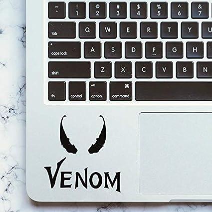 Amazon com: Venom Superhero Theme Vinyl Decal Laptop