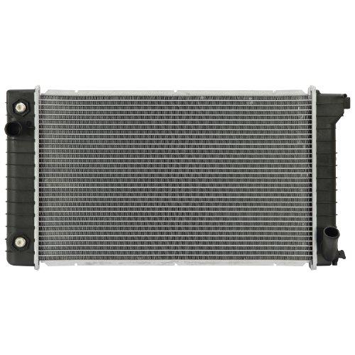 2 Complete Radiator for Cadillac/Chevrolet/Oldsmobile (Oldsmobile Firenza Car Radiator)