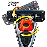 Amazon Brand - Solimo 5-Blade MotionSphere Razor