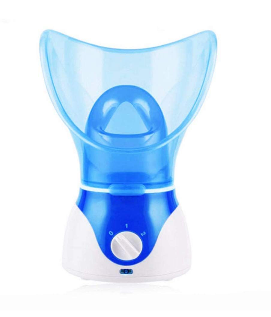Facial Steamer, Professional Spa Home Face Steamer Warm Mist Moisturizing Face Steamer Home Sauna SPA - Pores Cleanse -Face Humidifier - Fast Steam Sprayer for Skin Rejuvenate Hydrate Face Steamer