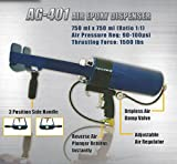 Wellmade Tools AG-401 750ml x 750ml Dual Cartridge Pneumatic Applicator