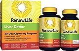Renew Life Adult Cleanse - Liver Detox - 2-Part, 30-Day Program -...