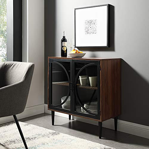 WE Furniture AZF30LOLADW Accent Cabinet 30