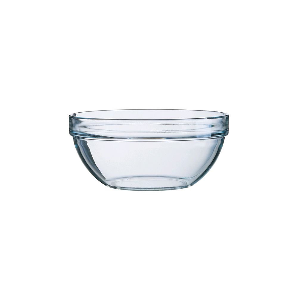 Arcoroc E9155 1.25 Oz. Stacking Bowl - 36 / CS