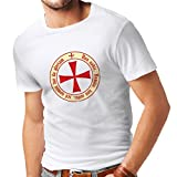 lepni.me T Shirts For Men The Templar Code - Best Reviews Guide
