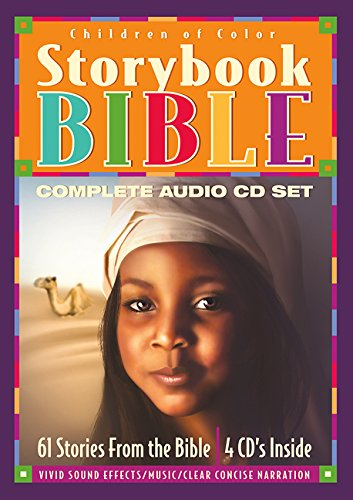 Children of Color Storybook Bible Audio CD Set
