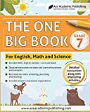 The One Big Book - Grade 7: For English, Math and