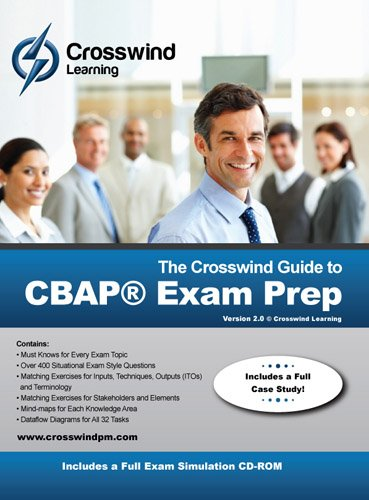 Download The Crosswind Guide to CBAP Exam Prep: Includes Exam Simulation Application pdf epub