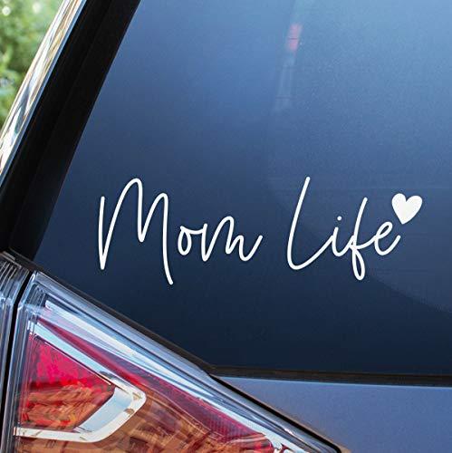 Blue Giraffe Mom Life