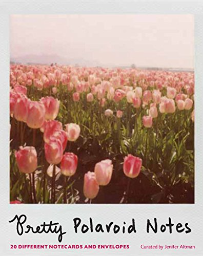 Pretty Polaroids Notecards - Buy Polaroid