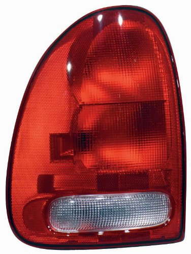 TYC 11-3068-01 Chrysler/Dodge/Plymouth Driver Side Replacement Tail Light Assembly