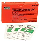 North by Honeywell 021155 Cool Jel, 1/8 Ounce Pouch, 6 per unit