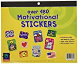 Best Eureka Books 3 Year Olds - Eureka Jumbo Motivational Sticker Book 480 Count Review