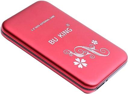 kokiya 320GB 2.5インチ外付けHDDアルミニウムUSB 3.0ハードディスクドライブ5400RPM