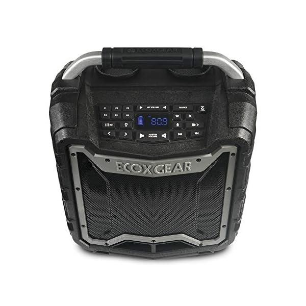 ecoxgear ecotrek bluetooth speaker