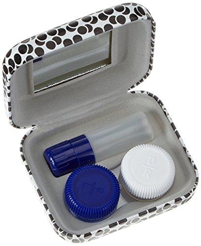 Kikkerland Travel Contact Lens Kit, Dots