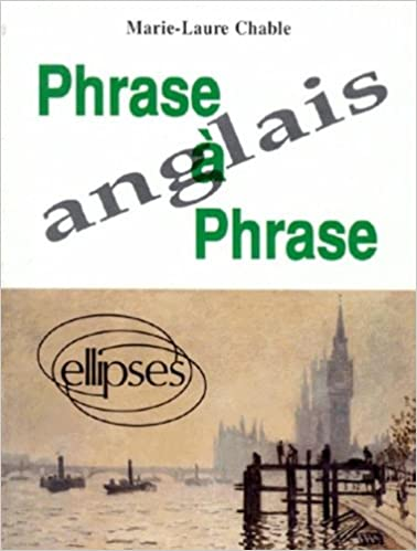 Livres gratuits Phrase à phrase: Anglais pdf, epub ebook