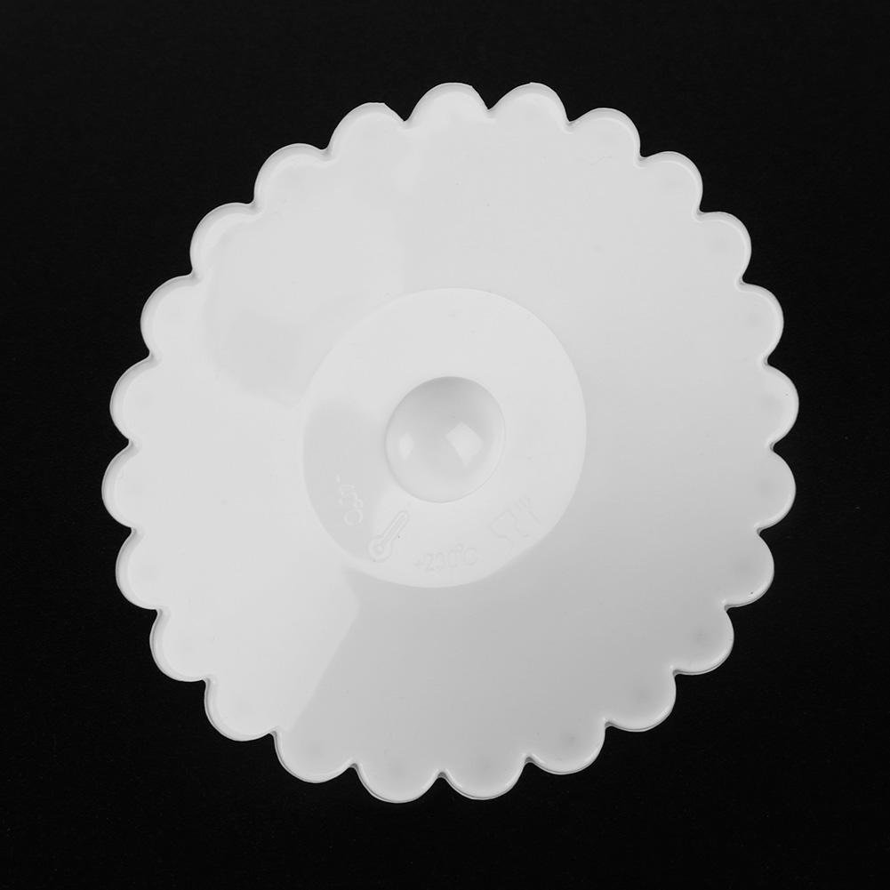 T/é Tapa Sellada A Prueba de Fugas Trendyest Tapa de La Taza Tapa de Silicona Linda para Gato Cubierta A Prueba de Polvo Caf/é