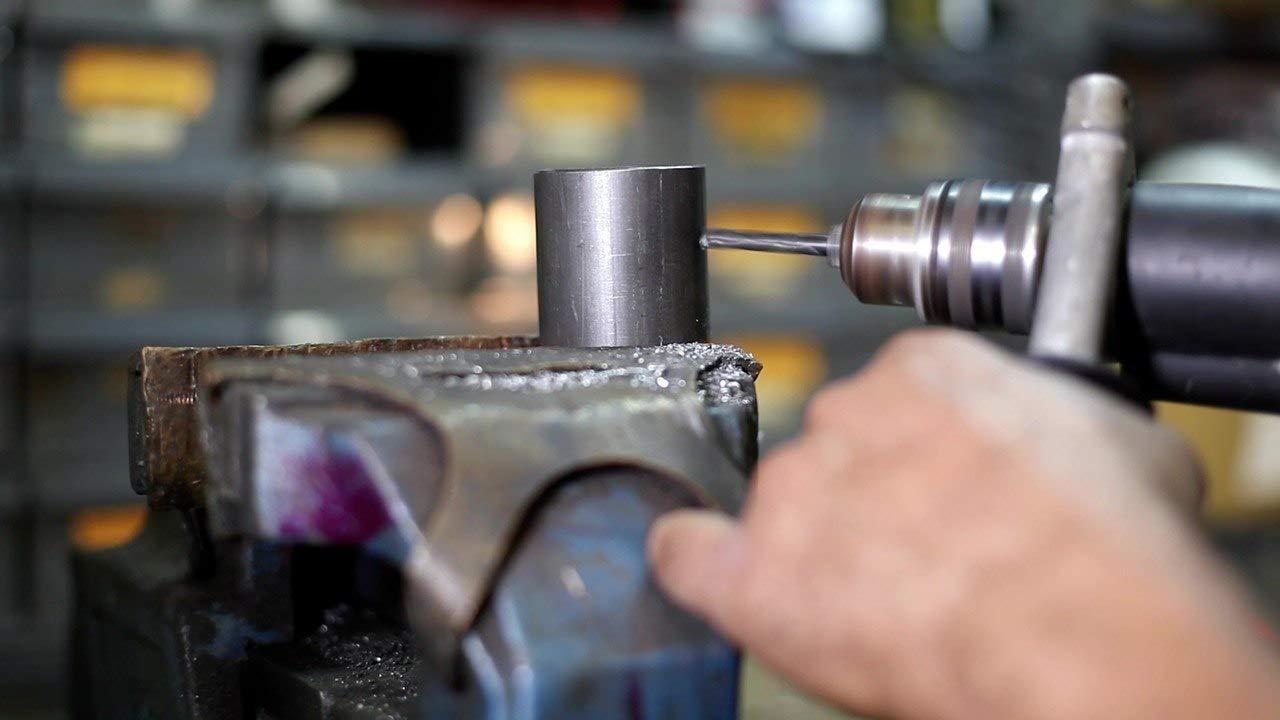 Drill America 1 Reduced Shank High Speed Steel Drill Bit with 1//2 Shank DWDRSD Series