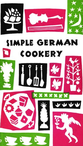 Simple German Cookery (Peter Pauper Press Vintage Editions) by Edna Beilenson