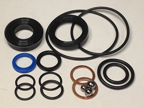 Floor Jack Seal Kit for 2015, 2150, 328.12000, 328.12001, 328.12002, 328.12020, 328.12040, 328.12041, 328.12160, 328.12170, 71200, AM0226F, AM200F, AM200MF, TM200F, TM200MF, YM150M (Repair Jack Kits Hydraulic)