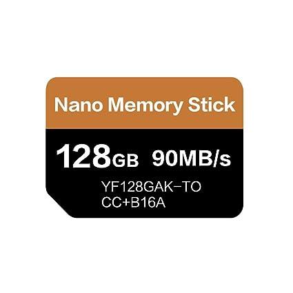 TEEKOO Tarjeta de Memoria de 128 GB, Tarjetas de teléfono ...