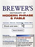 Brewer's Dictionary of Modern Phrase and Fable, Ian Crofton and John Ayto, 0304368091