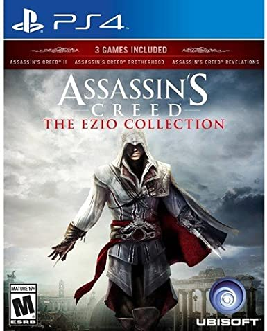 Ubisoft Assassins Creed Ezio Collection PS4 - Juego (PlayStation ...