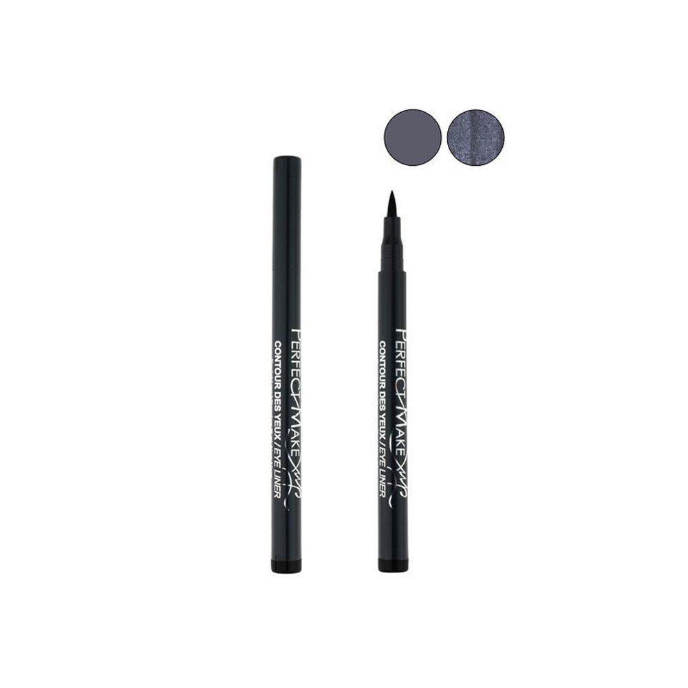 Supreme Make Up Feutre Semi-Permanent Effet Tatouage pour Sourcils Black 1ml