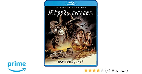 Amazon com: Jeepers Creepers [Collector's Edition] [Blu-ray