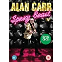 Spexy Beast Performance by Alan Carr Narrated by Alan Carr